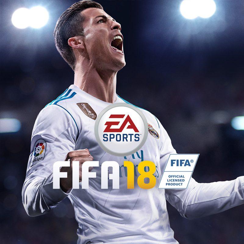 FIFA'18 toernooi 13 april