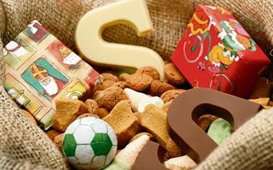 Sinterklaasfeest vrijdag 22 november